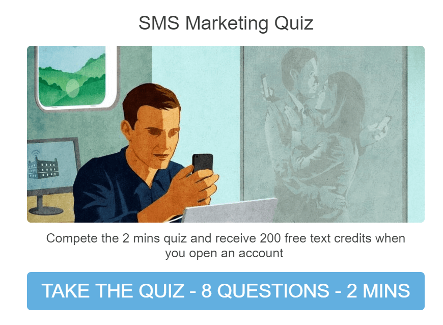 SMS Marketing Quiz